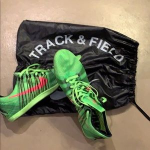 Track Flywire Distant Running Cleats
